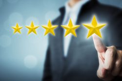 Top 10 firms ranked by investor satisfaction