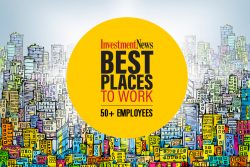 Advisers' Best Places to Work among firms with more than 50 employees