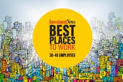 Advisers' Best Places to Work among firms with 30-49 employees