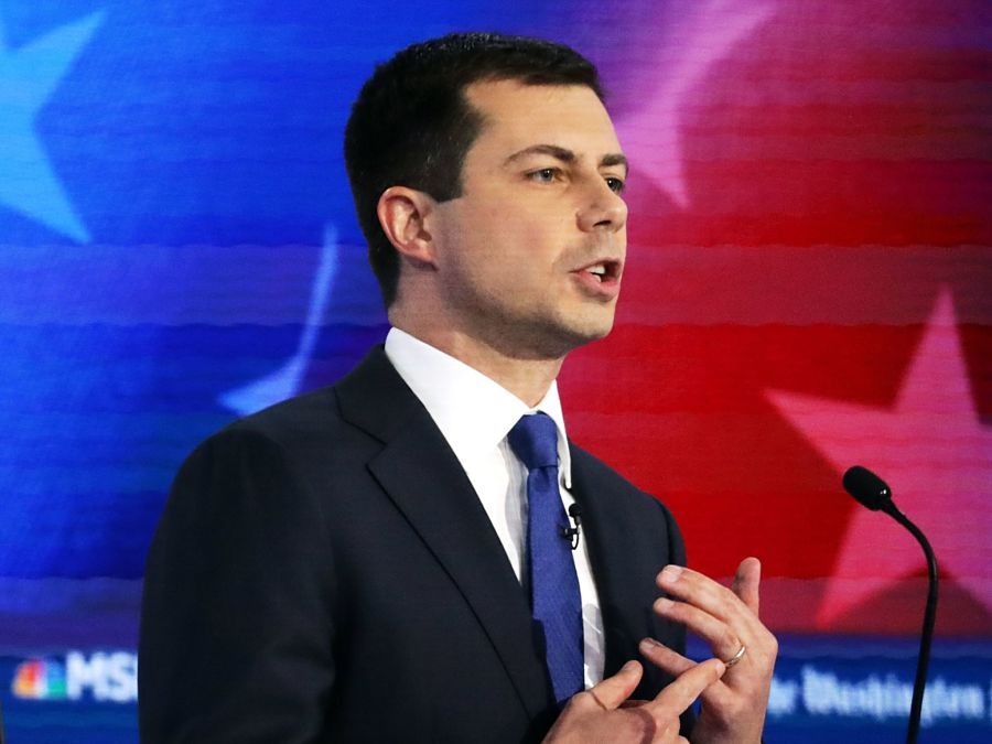 Pete Buttigieg proposes a 'public' 401(k) program